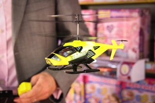 TX Juice AI Copter: Hands-on with the RC helicopter that will last longer than Christmas Day