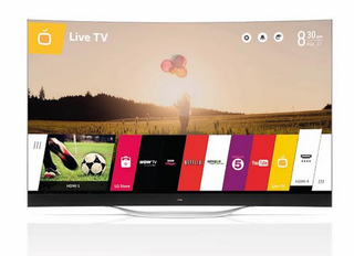 LG's 77- and 65-inch Curved 4K Ultra HD OLED TVs are coming to the UK, but they won't be cheap