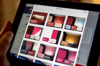 dulux app lets you virtually paint your walls without a tester pot in sight image 5