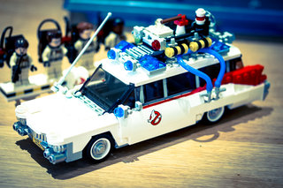 what did you do ray the stay puft marshmallow man attacks our lego ghostbusters set image 15