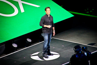 Even Xbox head Phil Spencer is handing out Sony PS4 love