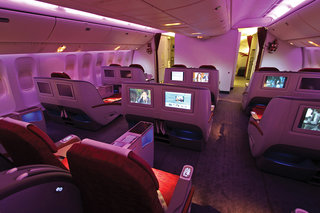 want to fly first class but can t afford it bae systems intellicabin offers economy similar comforts to upper image 2