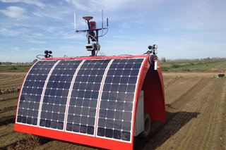 Solar-powered robot farmers are almost ready to take over from puny humans