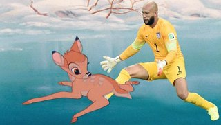 "The best ""Things Tim Howard Could Save"" from the net: USA goalie becomes meme"
