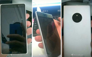 Is this the Microsoft Lumia 830, still with Nokia branding?