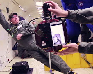 Google's Project Tango will launch into space this week, for use with NASA robots