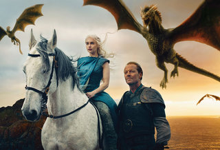 Game of Thrones, before and after VFX shown off in this video clip