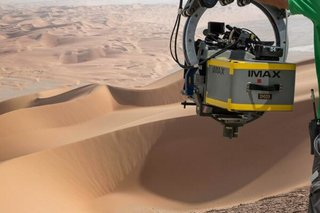 Star Wars VII is being shot in IMAX format