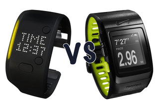 Adidas miCoach Fit Smart vs Nike+ SportWatch GPS: What's the difference?