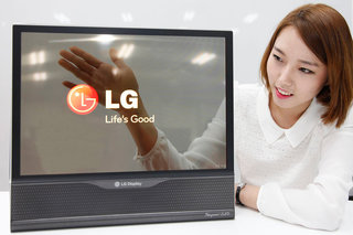 roll out your oled tv like a projector screen or turn a window into a tv thanks to lg image 3