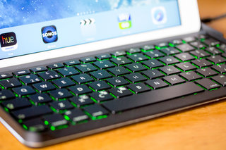 Light work? We test the Kensington backlit keyboard case for iPad Air