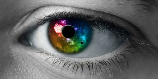 Contact lens displays and even synthetic retinas just got real as 'nano-pixels' are discovered