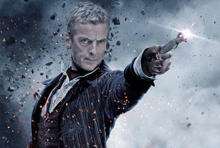 Doctor Who footage of latest series with Peter Capaldi leaks online