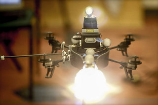 MIT researchers get drones to work as intelligent moving photography lights