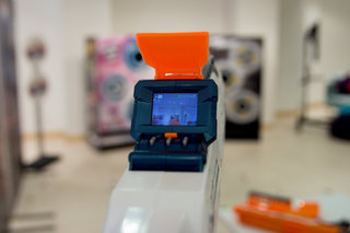 nerf nstrike procam a blaster with built in camera so you can record your takedowns image 2