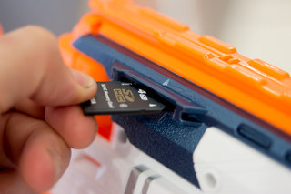 nerf nstrike procam a blaster with built in camera so you can record your takedowns image 5