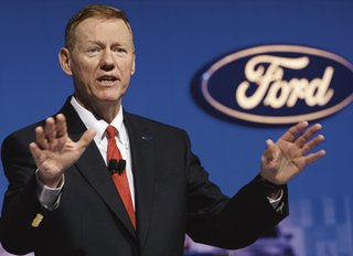 Ex-Ford CEO Alan Mulally joins Google's board, following Android Auto debut