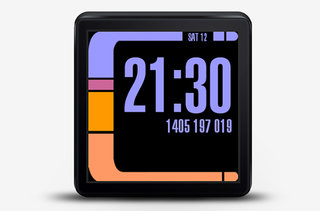 Star Trek: The Next Generation watch face arrives on Android Wear