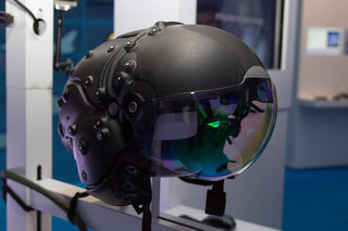 Striker II: The helmet-mounted display system coming to a warplane near you