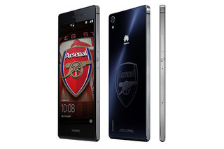 huawei p7 arsenal edition smartphone announced for gunners on the go image 3