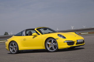 porsche 911 targa 4 review a modernised blast from the past image 5