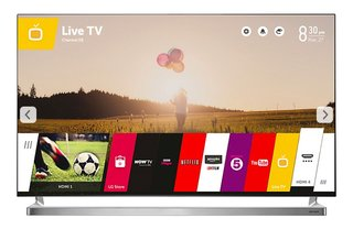 John Lewis JL9000 webOS TV review