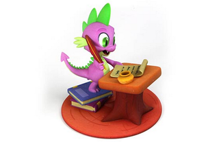 Hasbro okays artists to design and sell 3D printed toy art for fans on Shapeways