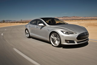 Tesla Model S hacked, doors popped open while being driven