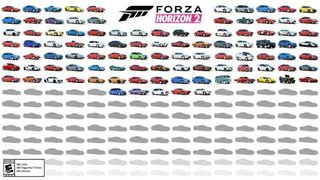 Forza Horizon 2 reveals 100 of its 200 next-gen cars