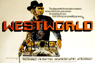 hbo remaking robot cowboy movie westworld as a series with anthony hopkins