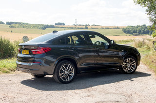 first drive bmw x4 the souped up x3 image 35