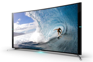 Sony shows off new curves with its 4K Bravia S90 TV