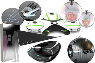 Electrolux Design Lab 2014: The future of a smart healthy home