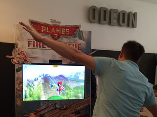 planes 2 fire rescue reminds us that kinect can still be fun image 3