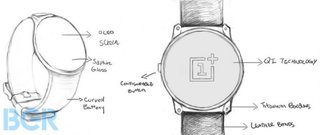 oneplus onewatch leaked with sapphire glass oled and wireless charging image 2