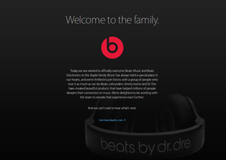 Apple's Beats acquisition in the can, Tim Cook welcomes Dr Dre and the gang