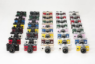 Ricoh Pentax Q-S1 in many colours and HD Pentax-DA645 ultra wide-angle zoom lens introduced