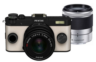 ricoh pentax q s1 in many colours and hd pentax da645 ultra wide angle zoom lens introduced image 2