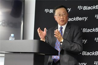 BlackBerry ready to reinvent itself with job cuts now over, says CEO in hopeful leaked memo