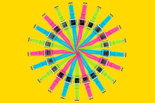 Limited Edition Pebble smartwatch arrives in new colours