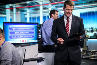 behind the scenes at sky sports news hq bringing social digital and broadcast closer together image 11