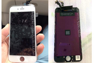 Apple iPhone 6 photographed in factory nearer to completion than ever