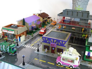 Lego Simpsons Springfield is mind-bogglingly awesome