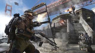 call of duty advanced warfare multiplayer preview and screens a whole new ball game image 13