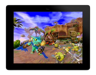 skylanders trap team for ipad android and fire os hands on with the full console game on tablet image 12
