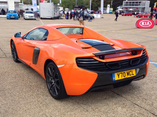 mclaren 650s first drive brit supercar contrasts comfort with savage performance image 12