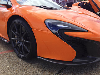 mclaren 650s first drive brit supercar contrasts comfort with savage performance image 16