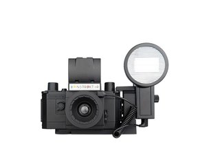Lomography DIY Konstruktor F 35mm SLR camera and flash bundle now available for low price
