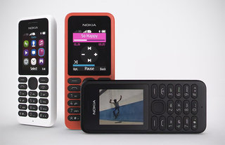 Nokia 130 dual-sim dumbphone is super cheap but still offers access to Microsoft cloud services
