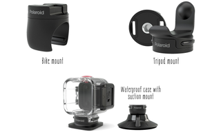 polaroid cube is a tiny camera that records 1080p video and is ultra rugged image 2